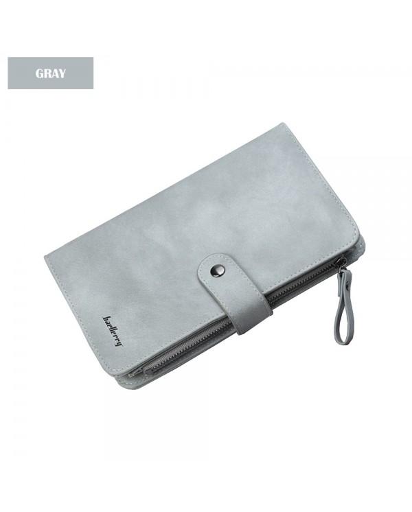 4GL Baellerry NC224 Mobile Pouch Men Women Zipper Wallet Purse Dompet