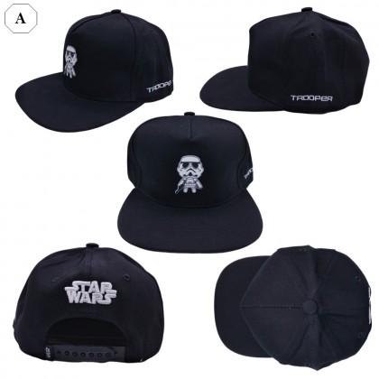 4GL Star Wars Collection Men Women Unisex Snapback Cap