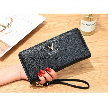 4GL Korean Fashion Sweet Dream B-316 Women Purse Long Wallet Card Holder