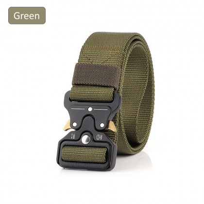 4GL Men Military Army Tactical Heavy Duty Belt Tali Pinggang