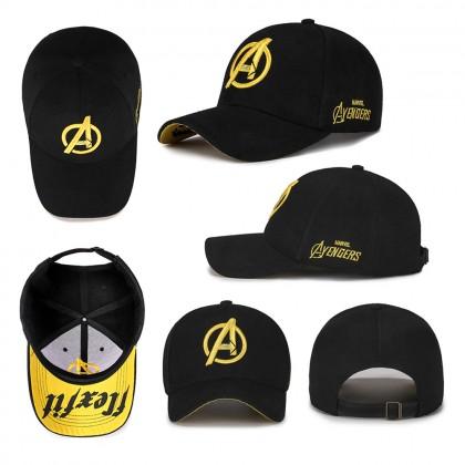 4GL The Avengers Cap Men Cap Women Cap Baseball Cap Snapback Cap Snapback Caps Topi Lelaki Topi Perempuan G0524