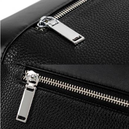 4GL 596 Men Fashion Leather Clutch Long Wallet Purse Bag Dompet Beg A0157