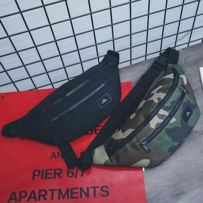 4GL 703 Crossbody Men Woman Unisex Fashion Sling Bag Chest Bag Waist Pouch
