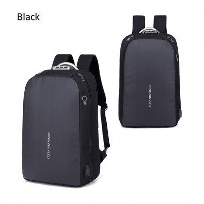 4GL 0308 DINGXINYIZU Fashion USB Multi Purpose  Large Capacity Outdoor Sport Travel Backpack Bag A0713