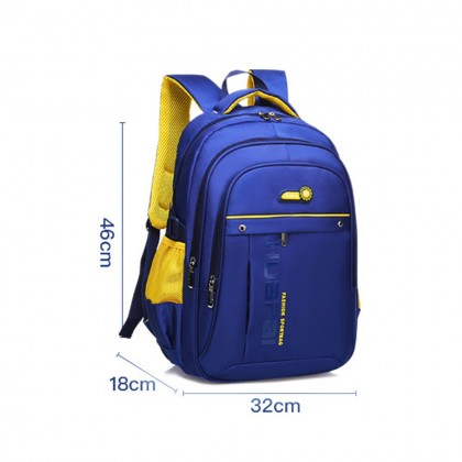 4GL HP Sun Logo Backpack Bag Pack School Bag Beg Sekolah Bag Sekolah