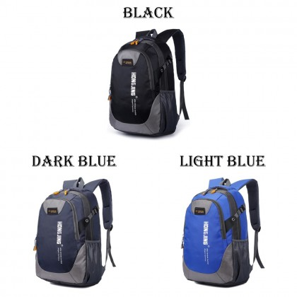 4GL HOJI Backpack Bag Pack School Bag Beg Sekolah Bag Sekolah Laptop Bag