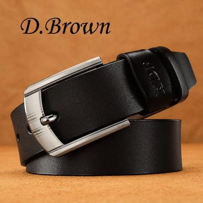 4GL Men Belt XDF Fashion Leather Belt Tali Pinggang G0622