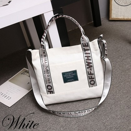4GL Off White Sling Bag Women Bag Tote Bag Crossbody Bag Handbag Beg A0627