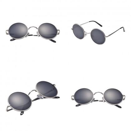4GL Round Frame Polarized Sunglasses Fashion Unisex Spectacles Glasses Eyeglasses