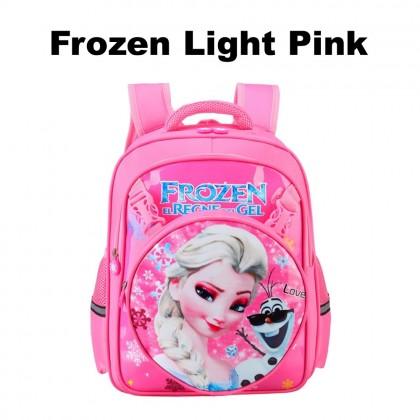 4GL 2 In 1 Cartoon Backpack Bag Pack School Bag Beg Sekolah Bag Sekolah