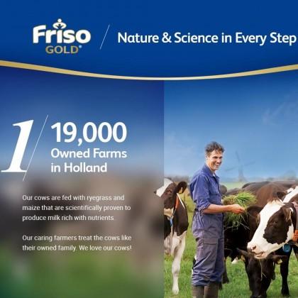 4GL Frisolac Step 1 900g