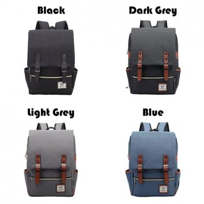 4GL Oxford Backpack Bag Pack School Laptop Bag Beg Sekolah Bag Sekolah