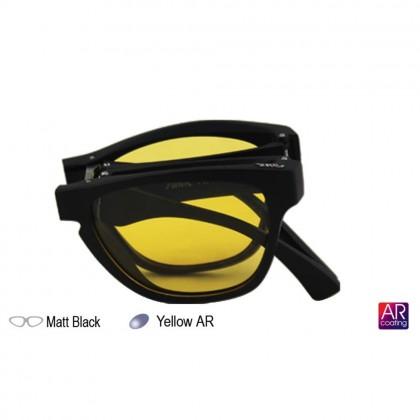 4GL Ideal FK-9001 Polarized Sunglasses UV400 Foldable Funk Speed Unfold Eyewear Glasses Cermin Mata