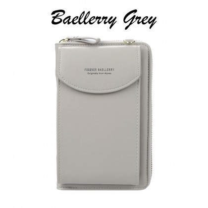 4GL Baellerry / Forever Young 8591 Purse For Women Purse Women Wallet Woman Phone Pouch Dompet Wanita Dompet Perempuan