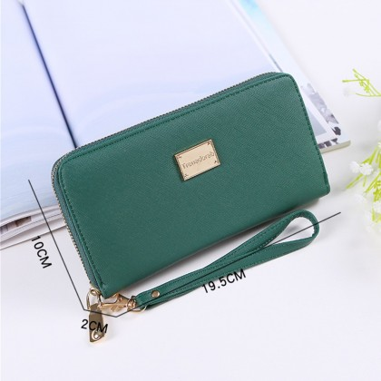 4GL Trenadorab Long Purse Women Purse Wallet Dompet Bag Beg