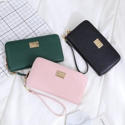 4GL Trenadorab Long Purse Women Purse Wallet Dompet Bag Beg