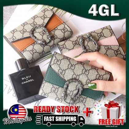 4GL MH119 Short Purse Women Purse Wallet Dompet Bag Beg