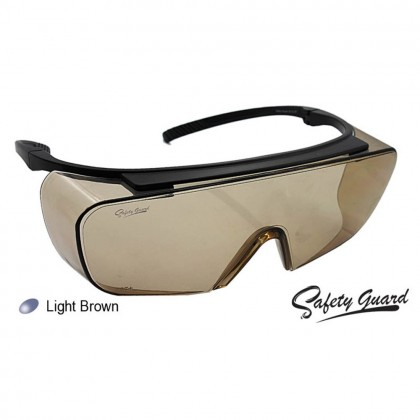 4GL Safety Guard S-137 Medical Eye Goggles Safety Protective Glasses Windproof Dustproof 100% UV Protection Eyewear