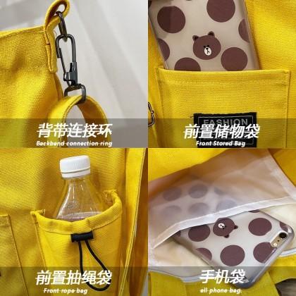 4GL Fashion Instinct Sling Bag Women Bag 3 Ways Use Tote Bag Crossbody Bag Handbag Beg