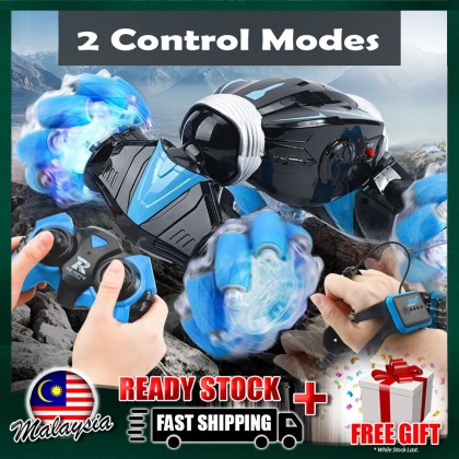4GL Stunt Max Gravity Sensor Multifunctional Stunt Racing Car 2 Control Modes 2.4G Auto Demo Remote Control RC Car